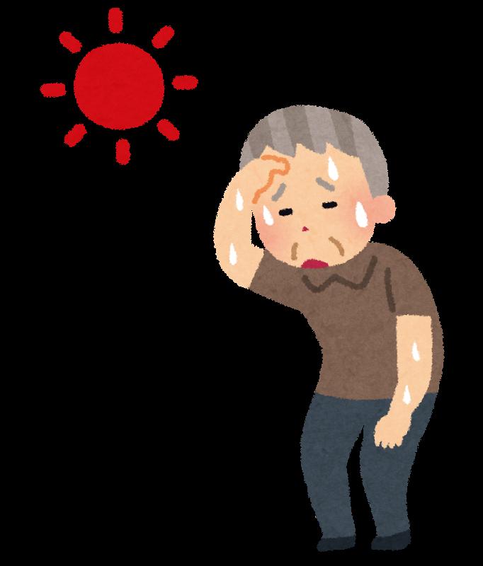 熱中症 自律神経