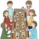 七五三のお祝いの食事会で決まりはあるの?場所や相場はこうだった!