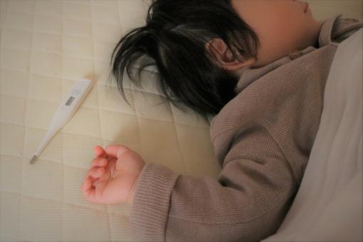 インフルエンザ,症状,子ども