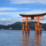 厳島神社の鳥居の柱は海の中にあるのになぜ腐らない?