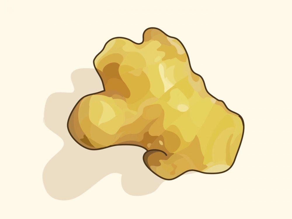 新生姜の食べ方