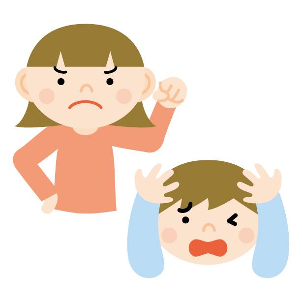 子育て 叱り方