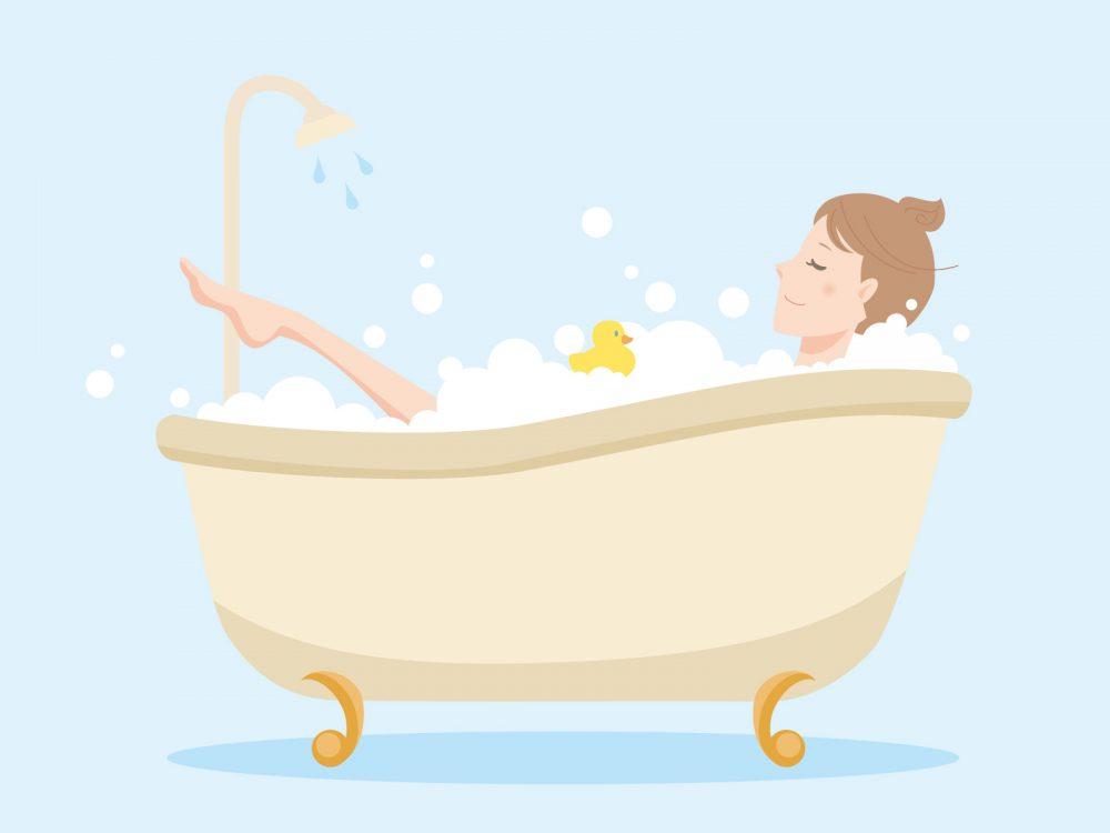 自由研究 入浴剤